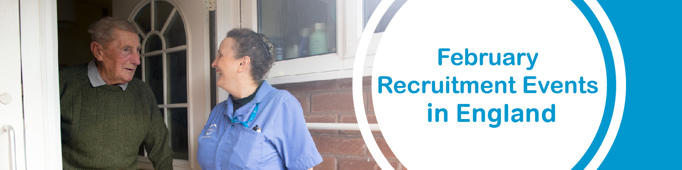 Care Recruitment Events February