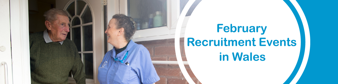 Care Recruitment Events Wales
